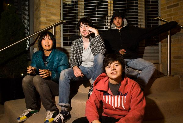 Baltimore art-rockers Ponytail have debuted a new video for their first  single 05a4a26653e