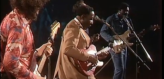 This week we take a look at Muddy Waters as he performs live in Germany from 1976, luckily for you the ETS Crew we're there! So enjoy this week's Bootleg […]
