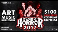 In this webisode, Turrtle travels to the 2017 Women of Horror event and chats with everyone about the event!